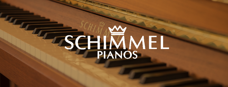 シンメルピアノ