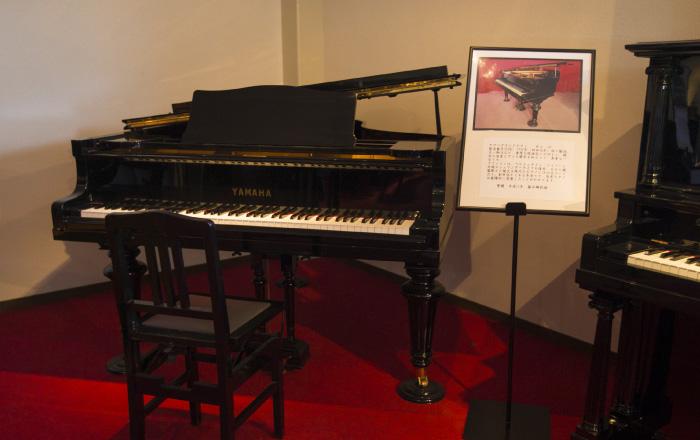 ヤマハ グランドピアノ No.20 画像