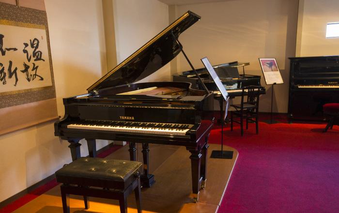ヤマハ グランドピアノ No.3 画像
