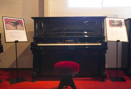 ヤマハ ピアノ No.2 画像
