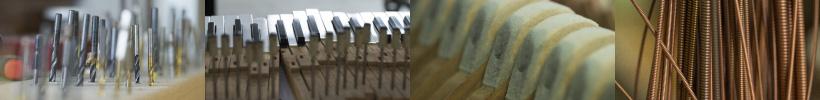 ピアノ修理工場イメージ 画像