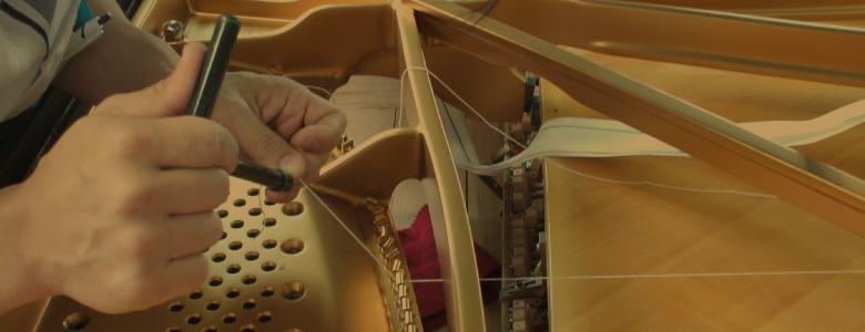 ピアノ修理・オーバーホール・クリーニング
